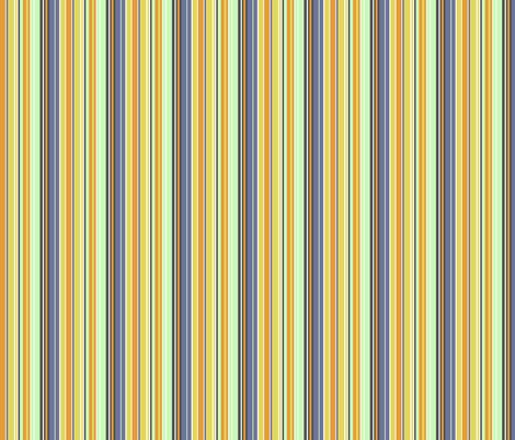 Autumn Stripe fabric by gretchendiehl on Spoonflower - custom fabric