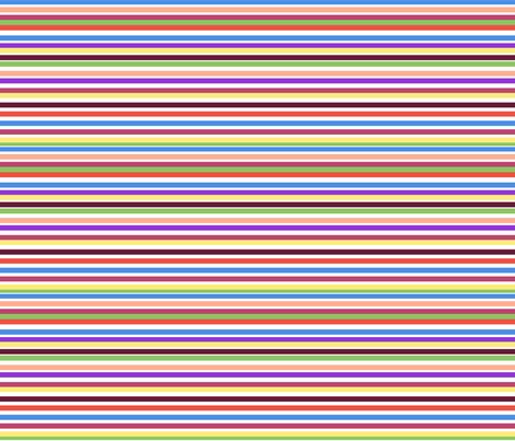 MULTI_STRIPE_horizontal fabric by anino on Spoonflower - custom fabric