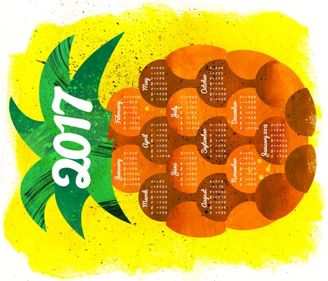 2017-pineapple-tea-towel-calendar-01_shop_preview