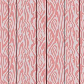 Pink Paneling