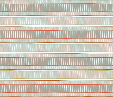 veneto linear stripe fabric by scrummy on Spoonflower - custom fabric