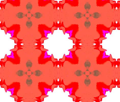 Posh red fabric by nascustomlife on Spoonflower - custom fabric