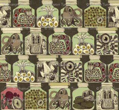 weird pickles vintage