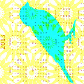 2013 Calendar - Birdsongs 7