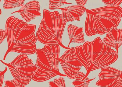 Tulip Seeds Tangerine