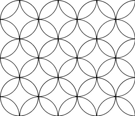 MysterySpot Large fabric by jennysquawk on Spoonflower - custom fabric
