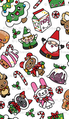 Kawaii Christmas Party -Snow