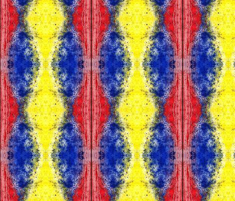 Powerful fabric by tshereeart on Spoonflower - custom fabric