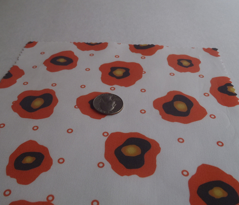 Poppies and Dots!
