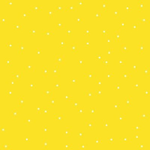 Bright Yellow Dots