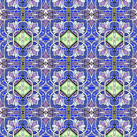 The Day the World Went Art Deco fabric by edsel2084 on Spoonflower - custom fabric