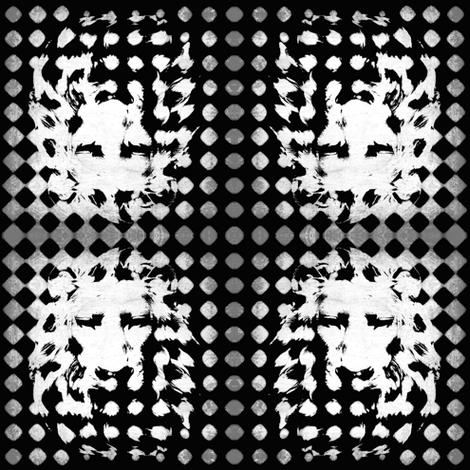 Silver back Lion fabric by nascustomlife on Spoonflower - custom fabric