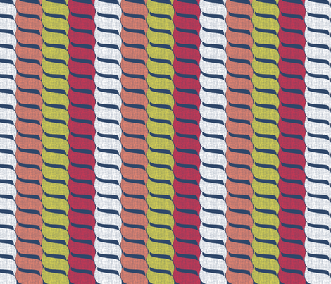matisse_rope fabric by glimmericks on Spoonflower - custom fabric