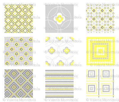 Wonderful tiles