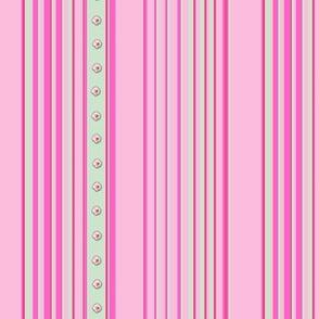 Begonia stripe