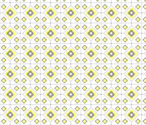 Tiles2 fabric by valmo on Spoonflower - custom fabric