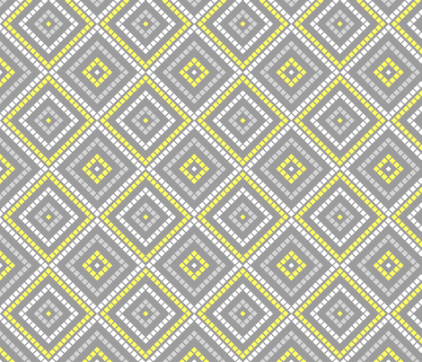 Tiles4 fabric by valmo on Spoonflower - custom fabric