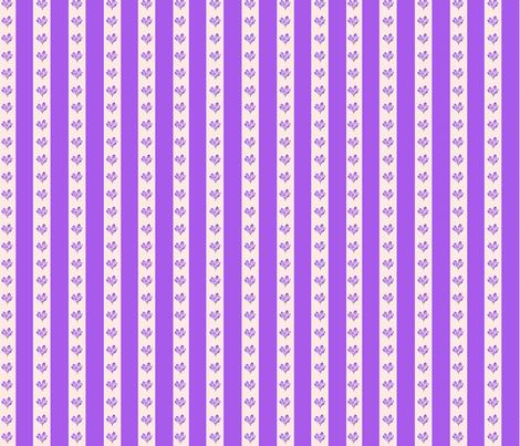 Crocus stripe fabric by koalalady on Spoonflower - custom fabric