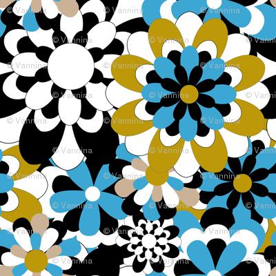 fabric tuttifiori blue-01