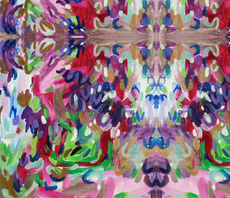 Venus fabric by jennyvorwaller on Spoonflower - custom fabric