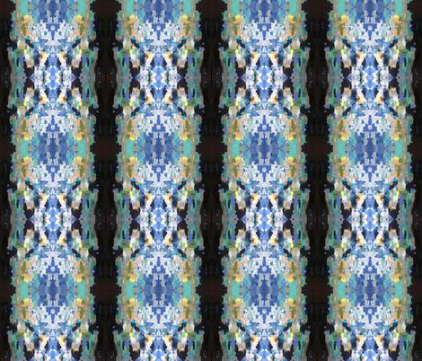 Tulum fabric by jennyvorwaller on Spoonflower - custom fabric