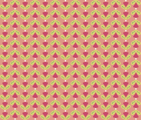 matisse herringbone 5 fabric by mojiarts on Spoonflower - custom fabric