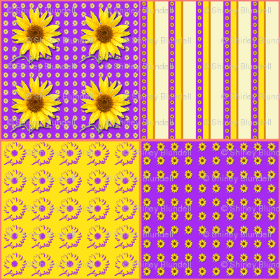 Sunflower Coordinate