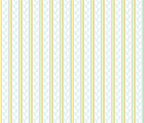 Joy in Multi Colors fabric by claudiaowen on Spoonflower - custom fabric
