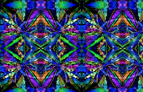 Scrunchie fabric by art_on_fabric on Spoonflower - custom fabric