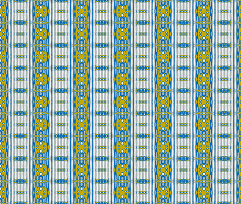 Yipes Stripes-variation vertical, small fabric by susaninparis on Spoonflower - custom fabric