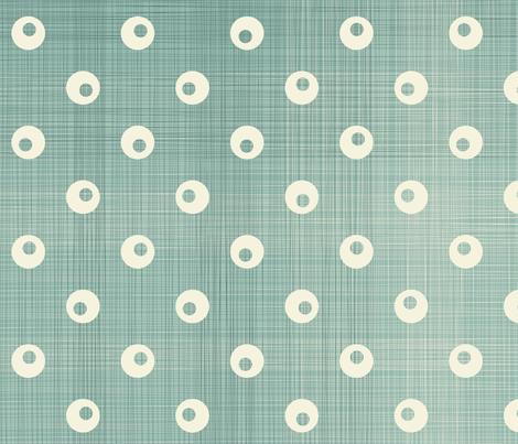 abstract polka dot pattern fabric by anastasiia-ku on Spoonflower - custom fabric