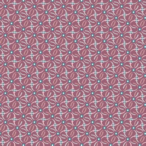 Dans le 1000 fabric by bebcorbi on Spoonflower - custom fabric