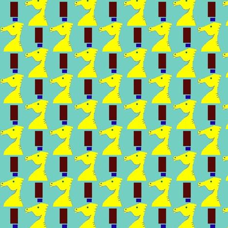 Knights fabric by boris_thumbkin on Spoonflower - custom fabric