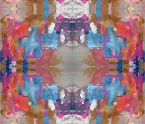 Juana de Arco fabric by jennyvorwaller on Spoonflower - custom fabric