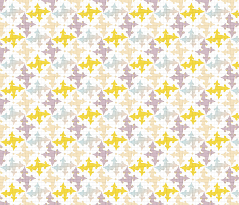 Which_way, that_way? fabric by alfabesi on Spoonflower - custom fabric