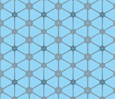 JoBird-Arrow_Final fabric by jobird on Spoonflower - custom fabric