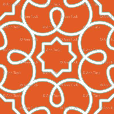 Geometric Loopy-Orange