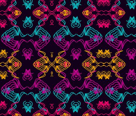 marzlene_beauty_2368 fabric by marzlene'z_eye_candy on Spoonflower - custom fabric