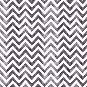 watercolor chevron greyish