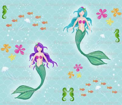 Sea Shanties: Mermaids