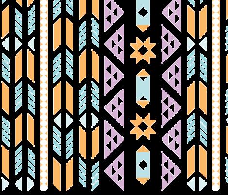 akhaskett_waikiki fabric by ak_haskett on Spoonflower - custom fabric
