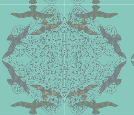 flightsoffancygmm fabric by mooreg on Spoonflower - custom fabric