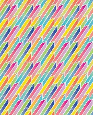 Endless Op Art Arrows