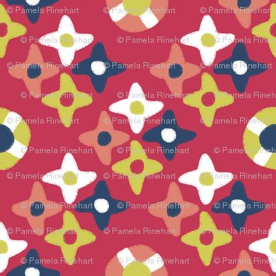 after_Matisse_floral_plaid