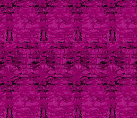 Dragonfly New Year Fuschia fabric by wren_leyland on Spoonflower - custom fabric