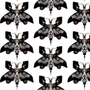 Steampunk Clockwork Butterfly