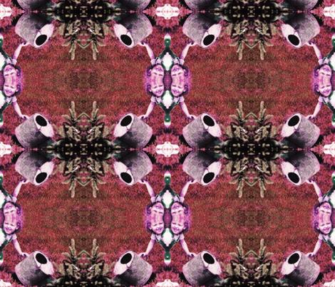 BreezyTreel fabric by au_fait_street on Spoonflower - custom fabric