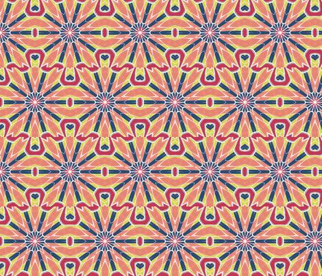 PINWHEELS fabric by bluevelvet on Spoonflower - custom fabric