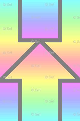 arrow 2mg rainbow