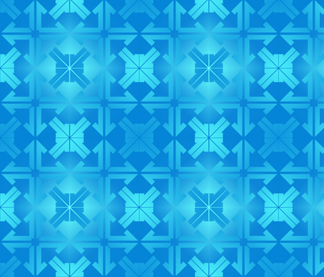squarearrowswhitediagrad1 fabric by wordfabric on Spoonflower - custom fabric